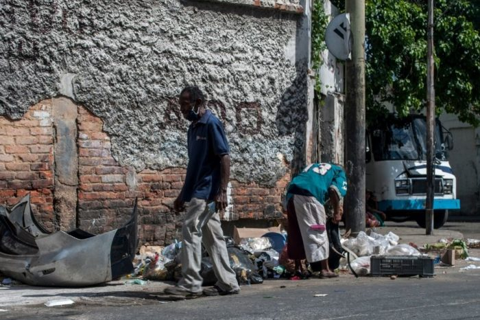 Crisis humanitaria en Venezuela España