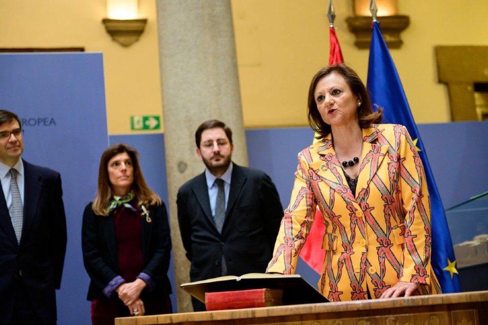 Cristina Gallach España