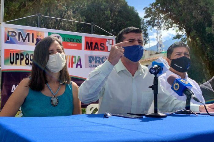 Daniel Castro Venezuela Union para el progreso y progreso