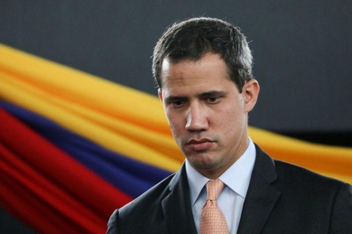 Juan Guaidó naufragio Güiria