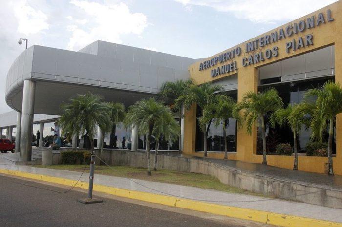 Aeropuerto Manuel Piar - Bolívar