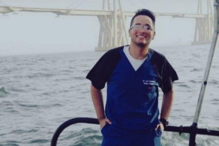 Luis Fuenmayor - médico residente muerto por covid-19
