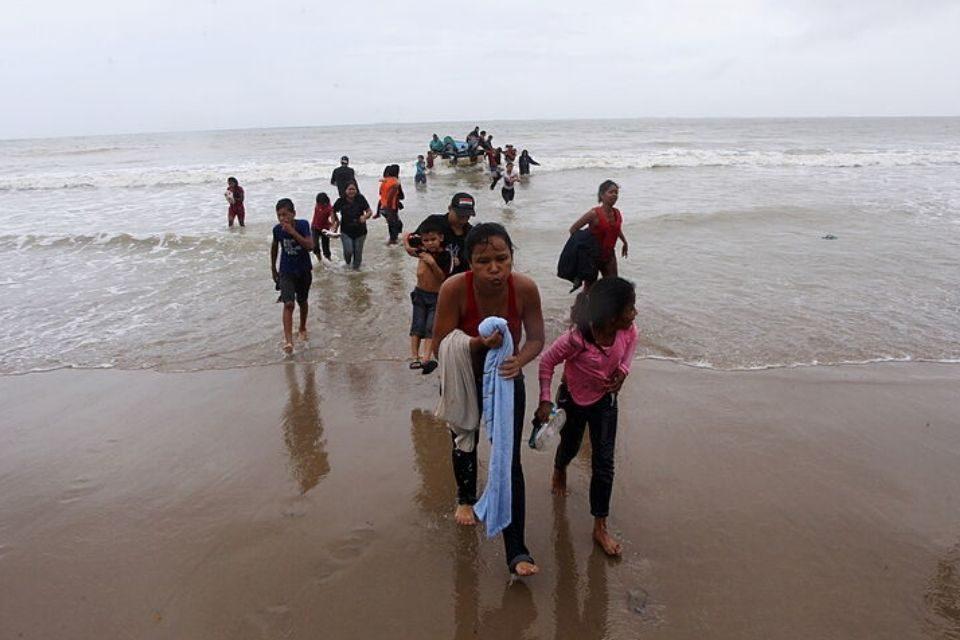 Trinidad y Tobago - niños venezolanos deportados