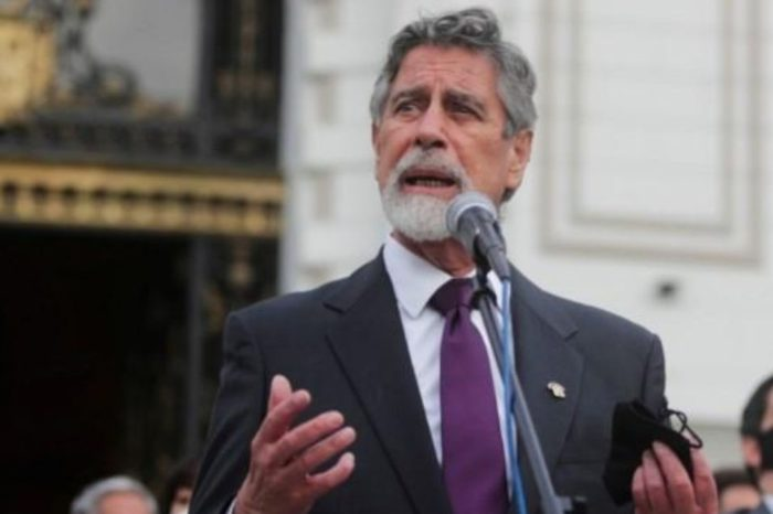 Quién es Francisco Sagasti, el congresista que asume presidencia de Perú