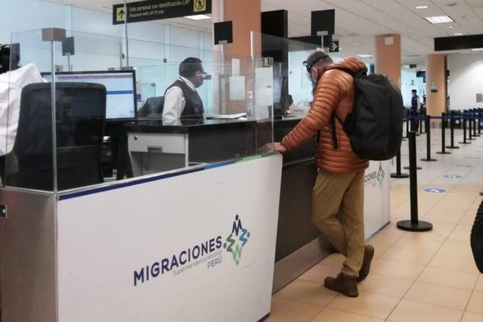 Guillermo Miranda Perú xenofobia