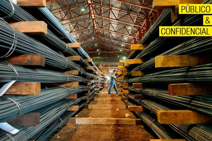 Las industrias de Guayana