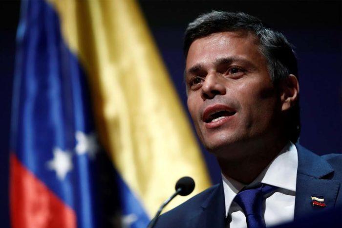 El regreso a la realidad Leopoldo López