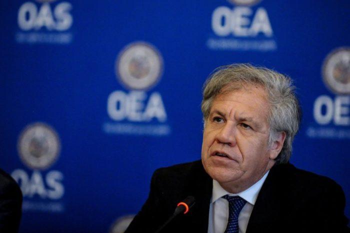 OEA Venezuela Reuters - luis almagro