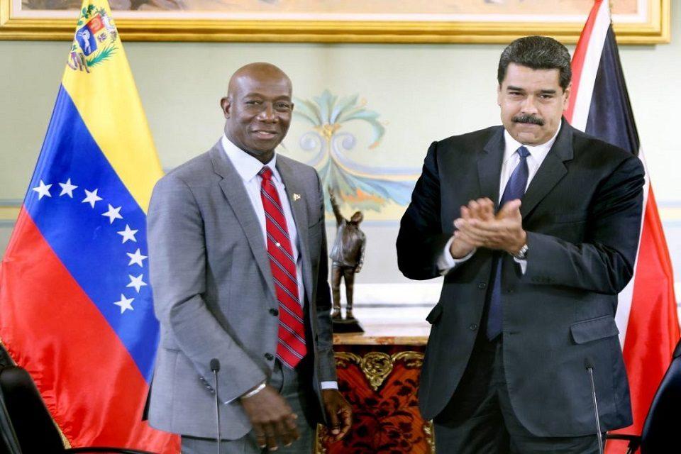 Maduro-Rowley Trinidad