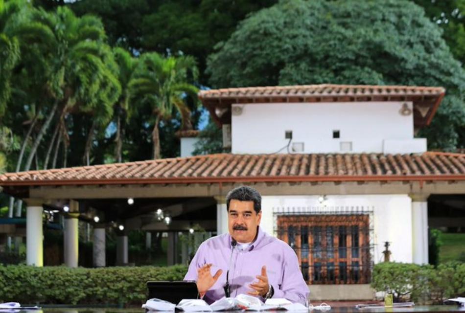 Maduro: Guaidó Traidor