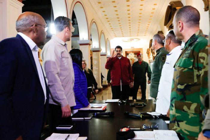 Gobierno PSUV