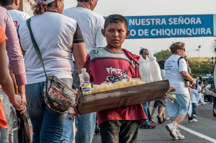 Número de niños venezolanos que empezaron a trabajar aumentó 20% en la pandemia