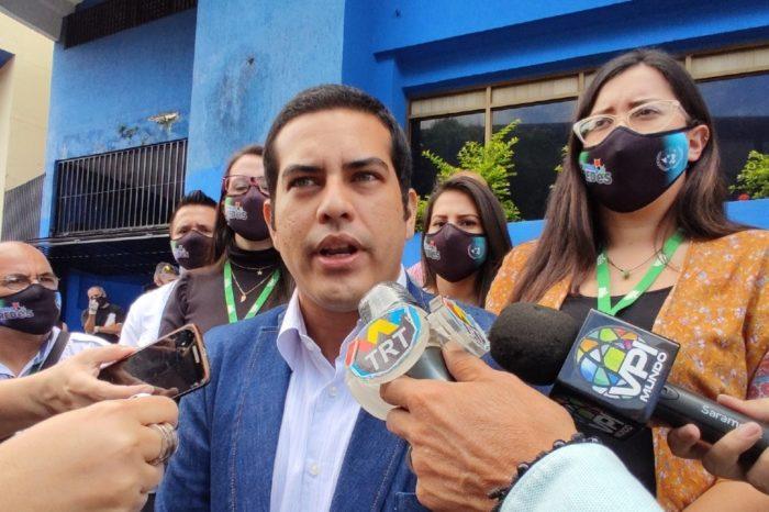 Oswaldo Cáceres FundaRedes
