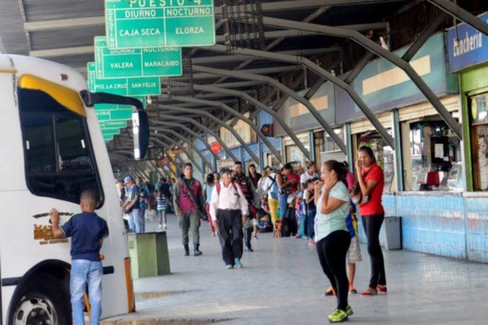 Terminales terrestres . interurbano - rutas interurbanas