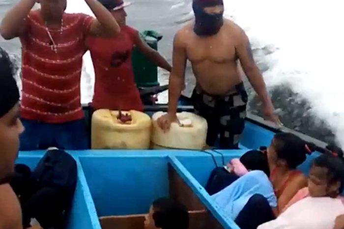 Trinidad y Tobago niños deportados