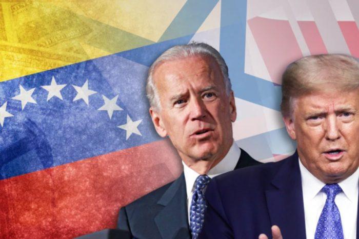 Trump Biden EEUU Venezuela