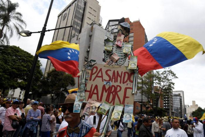 Venezuela sin dolientes