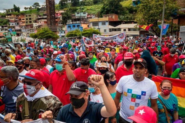 Catia, el bastión electoral en Caracas