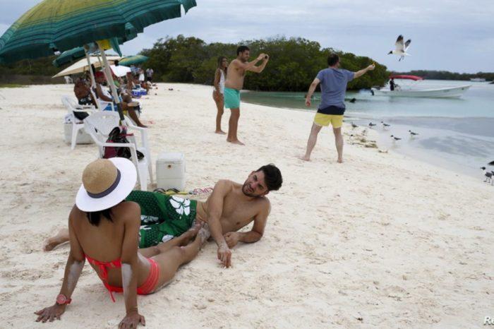 sector turismo Los Roques