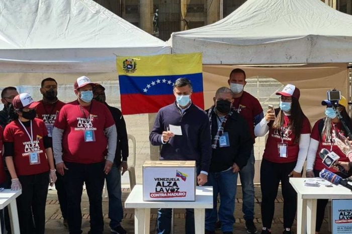 Leopoldo López resaltó importancia del R2P