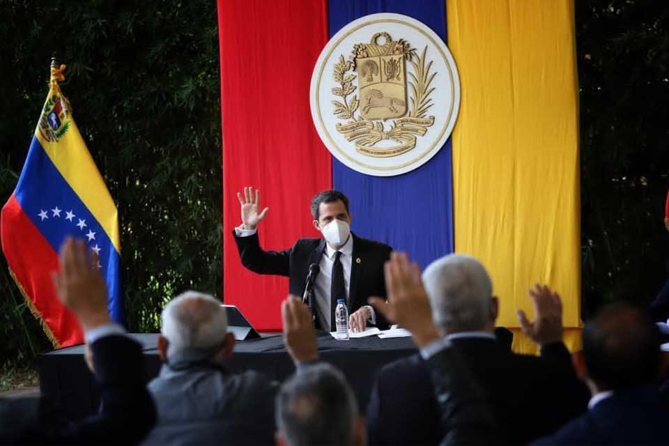 AN de Guaidó aprueba recursos para covax FAN