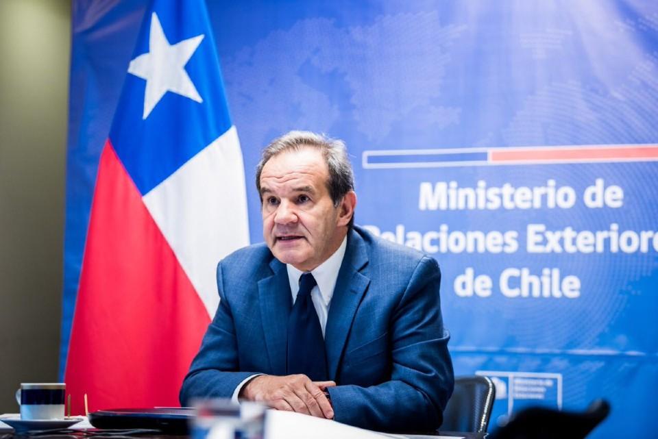 Andrés Allamand Chile