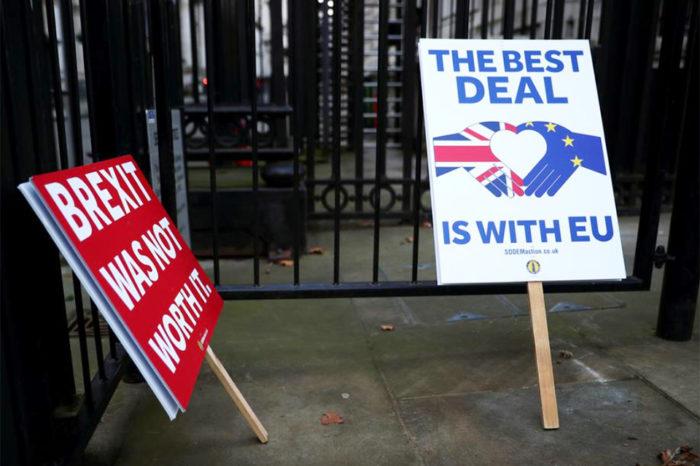 Brexit: Reino Unido publica el acuerdo comercial con la UE