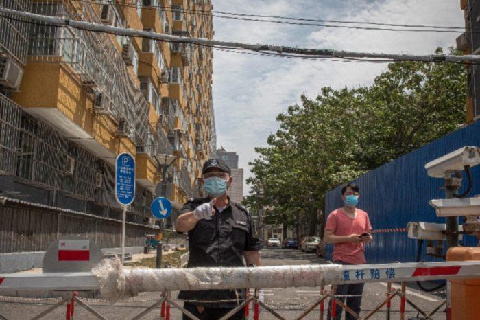 China aplica cuarentena en su capital debido al coronavirus