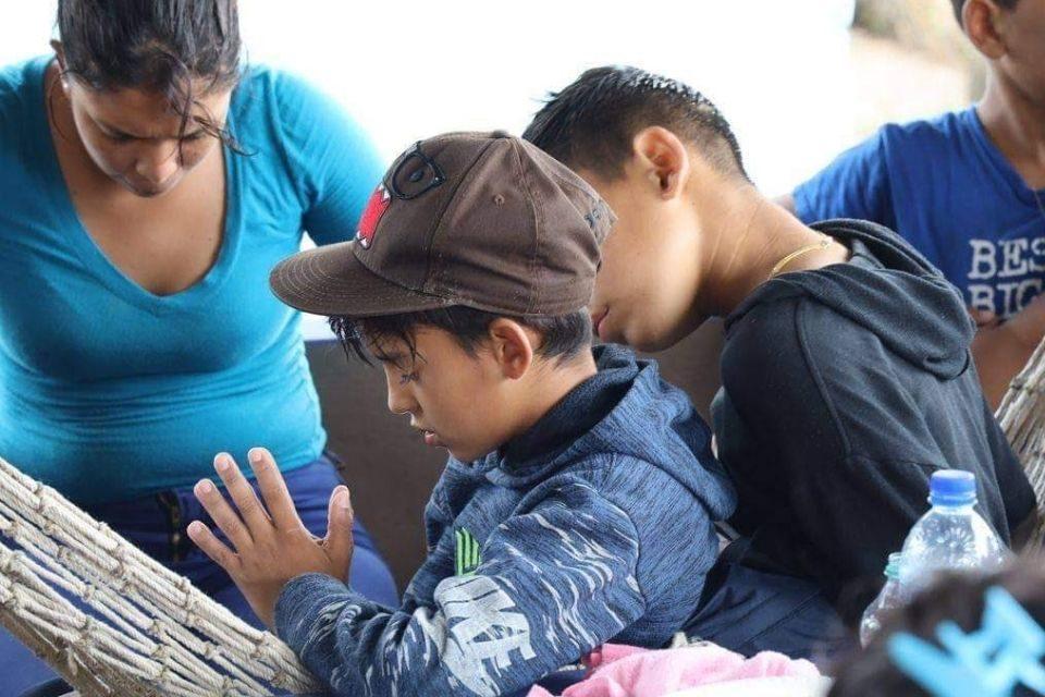 16 niños venezolanos deportados desde Trinidad y Tobago
