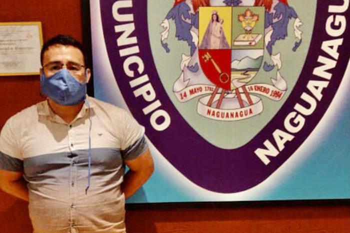 Edgar Reyes, diputado electo por ORA, fue detenido por agredir a comerciantes en un centro comercial de Naguanagua