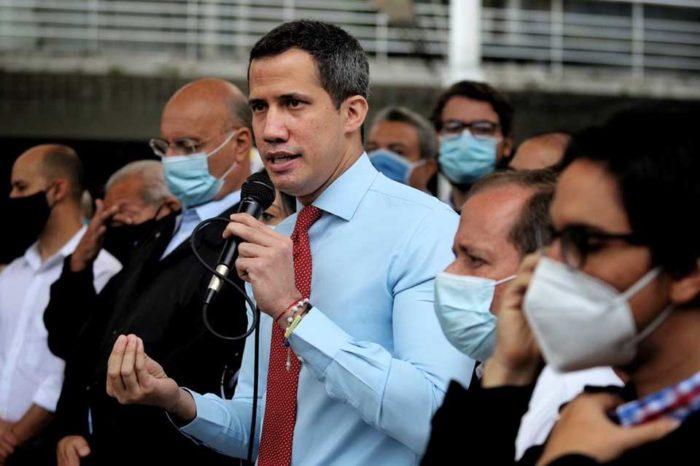 Juan Guaidó consulta popular