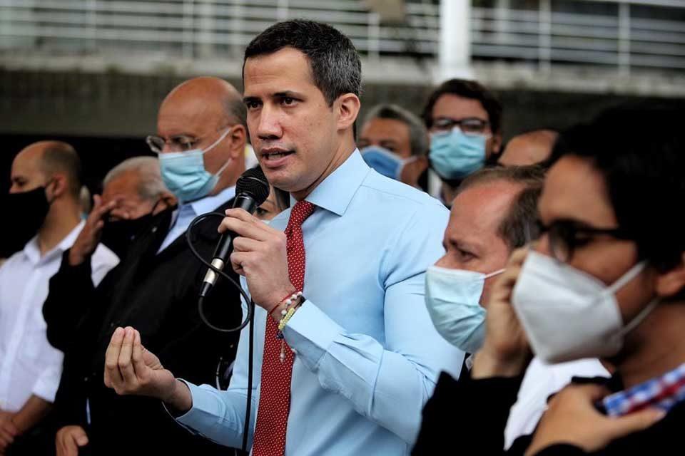Juan Guaidó consulta popular oposición