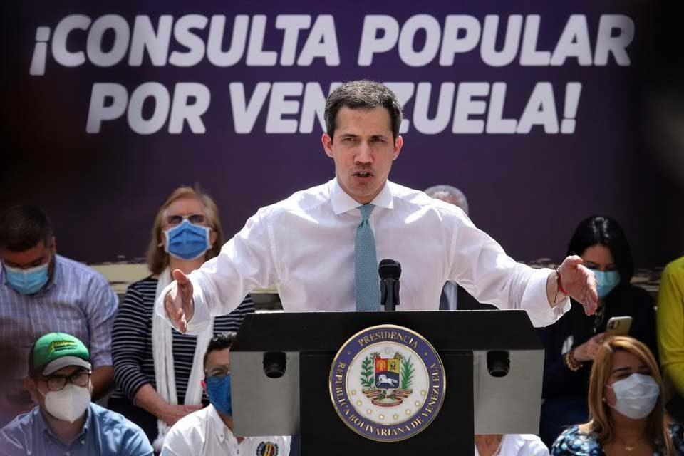 Guaidó consulta popular