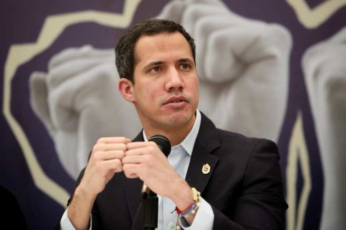 Juan Guaidó Washington Post comunidad internacional