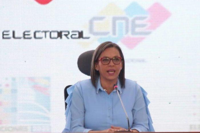 Indira Alfonzo sobre el voto indígena
