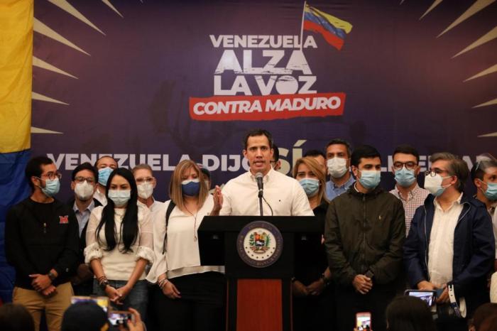 """uan Guaidó: Consulta popular mató """"parlamentarias"""" y logró los objetivos propuestos"""