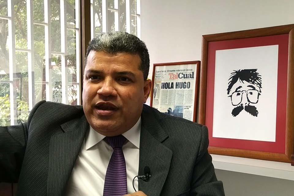 Luis Parra en TalCual