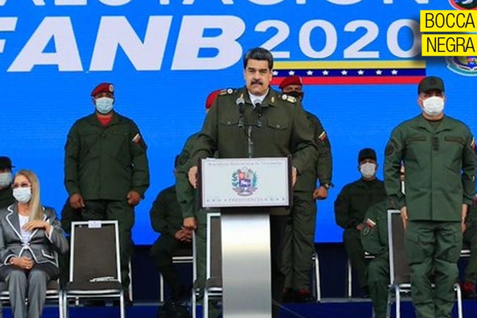 Maduro no estaba disfrazado, Sebastián Boccanegra