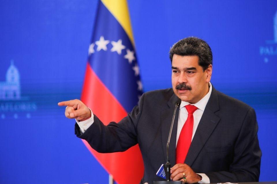 Nicolás Maduro Consejo de DDHH