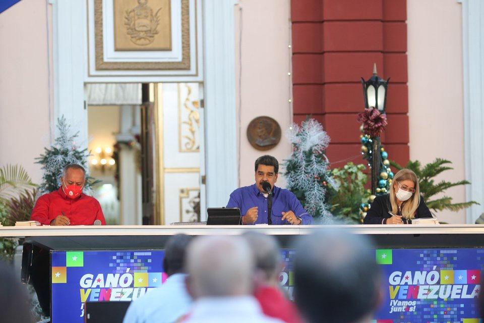 Nicolás Maduro sobre la Asamblea Nacional