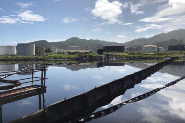 Refineria Puerto La cruz Reuters archivo