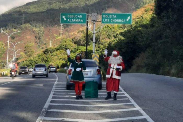 Santa Claus Cota Mil