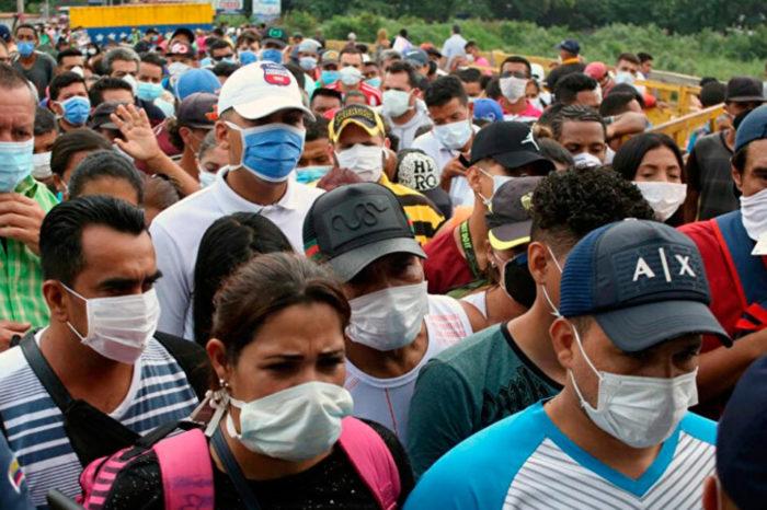 El venezolano atrapado