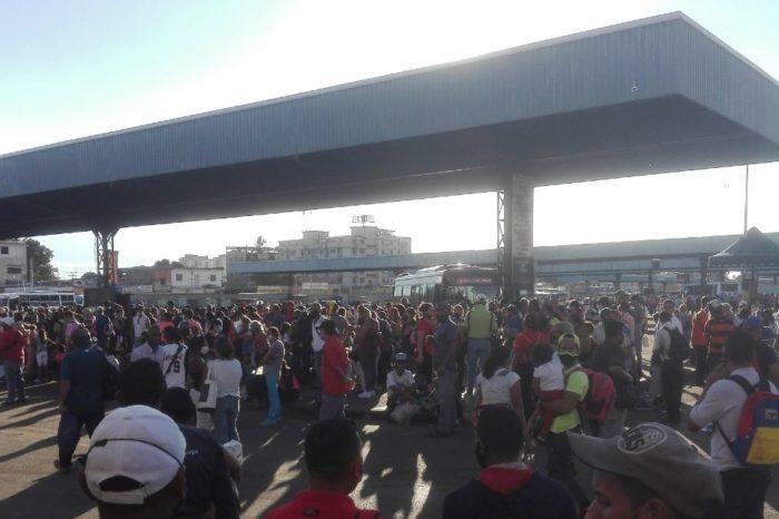 Terminal de Maracay 21.12.2020