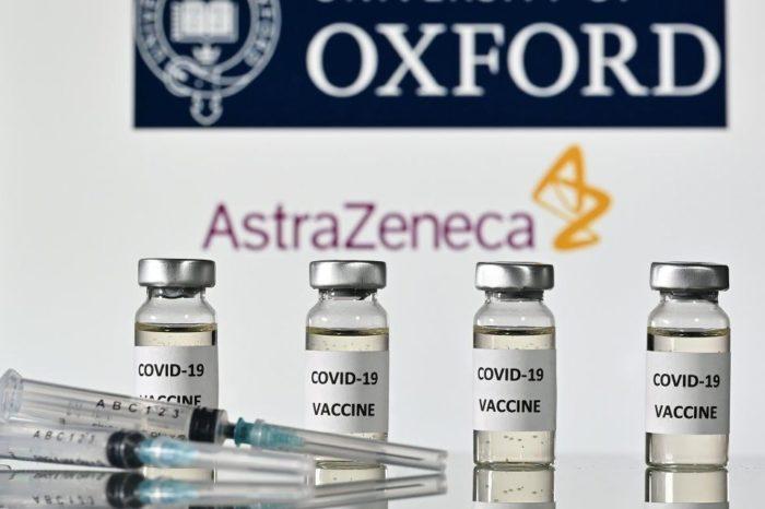 Reino Unido aplica vacuna contra el coronavirus de AstraZeneca