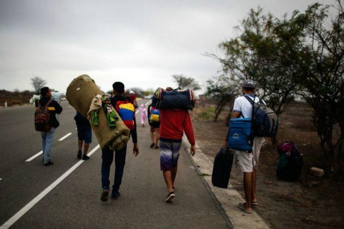 venezolanos retornaron