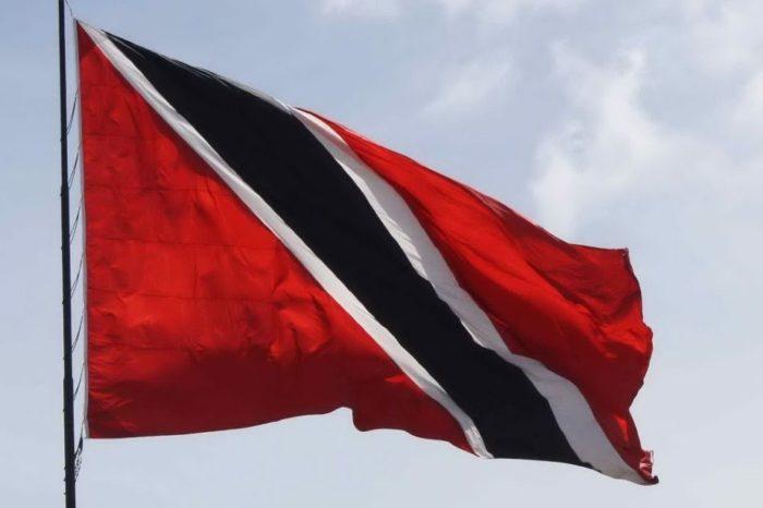 Venezolanos bandera Trinidad y Tobago