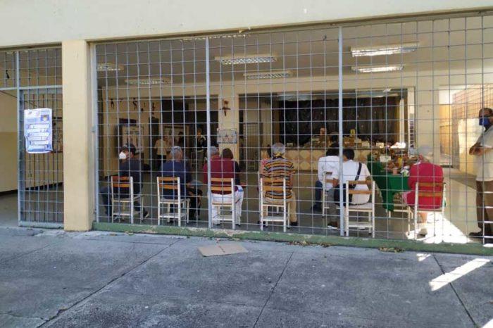 parlamentarias centros de votación Catia 6D