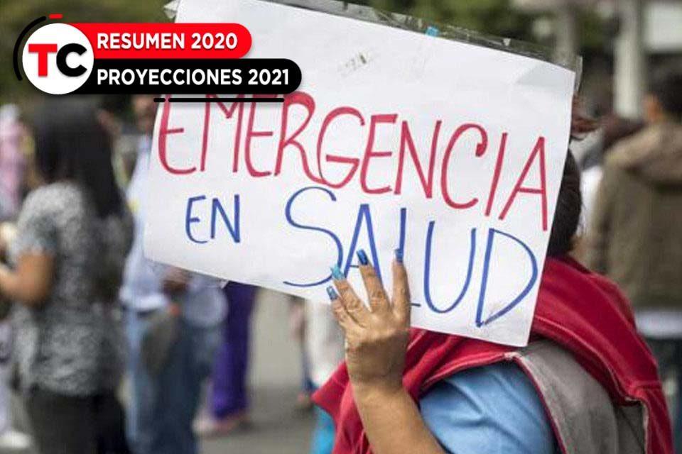 Salud - Protestas