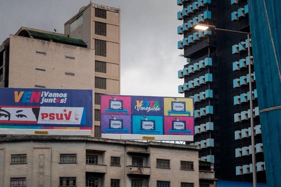 proceso electoral Venezuela